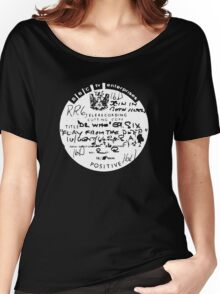 Dr Who and the Silurians Women's Relaxed Fit T-Shirt