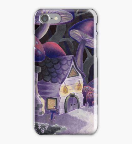 Mushroom Wonderland iPhone Case/Skin