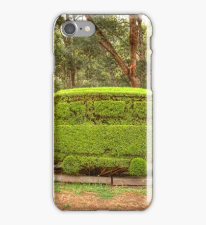 Station Topiary iPhone Case/Skin