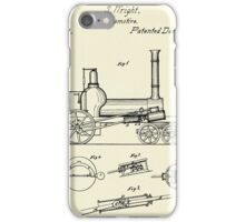 Locomotive-1837 iPhone Case/Skin