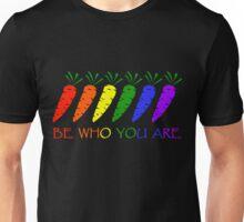 rainbow carrots II Unisex T-Shirt