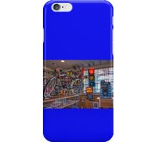 The Flying A Service Station Three iPhone Case/Skin