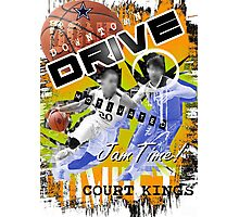 basketball drive Photographic Print