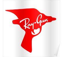 Ray Gun Poster