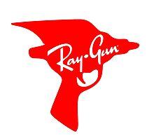 Ray Gun Photographic Print