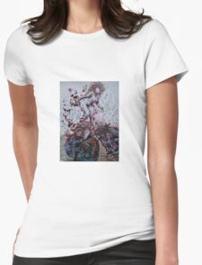 Becoming by 'Donna Williams' Womens Fitted T-Shirt