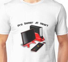 Pro Gamer At Heart Unisex T-Shirt
