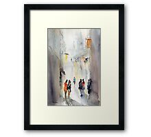 Girls, Girls , Girls Framed Print
