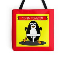 Sumo Penguin Tote Bag