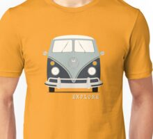 The Type Two In Blue Unisex T-Shirt