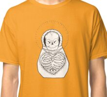 Skeleton Matrioska Classic T-Shirt