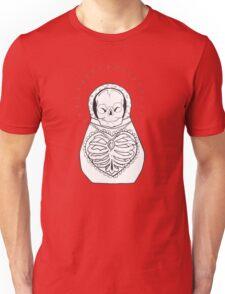Skeleton Matrioska Unisex T-Shirt