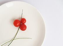 Cherry Tomatoes by Anaa