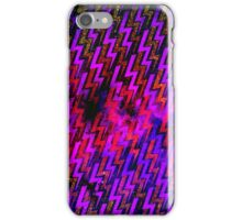 electric storm iPhone Case/Skin