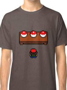The  Pokemon Choice Classic T-Shirt