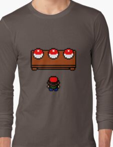 The  Pokemon Choice Long Sleeve T-Shirt