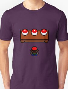 The  Pokemon Choice T-Shirt