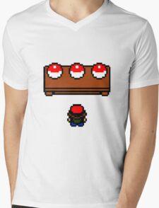 The  Pokemon Choice Mens V-Neck T-Shirt