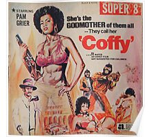 Pam Grier is Coffy Poster