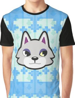 FANG ANIMAL CROSSING Graphic T-Shirt