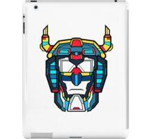 Voltron Head Defender iPad Case/Skin