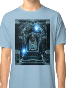 Abstract Gothic Architecture Classic T-Shirt