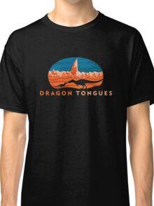 Dragon Tongues logo Classic T-Shirt