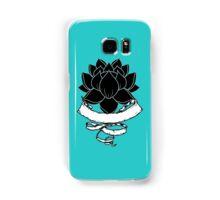 Lotus With Ribbon Samsung Galaxy Case/Skin