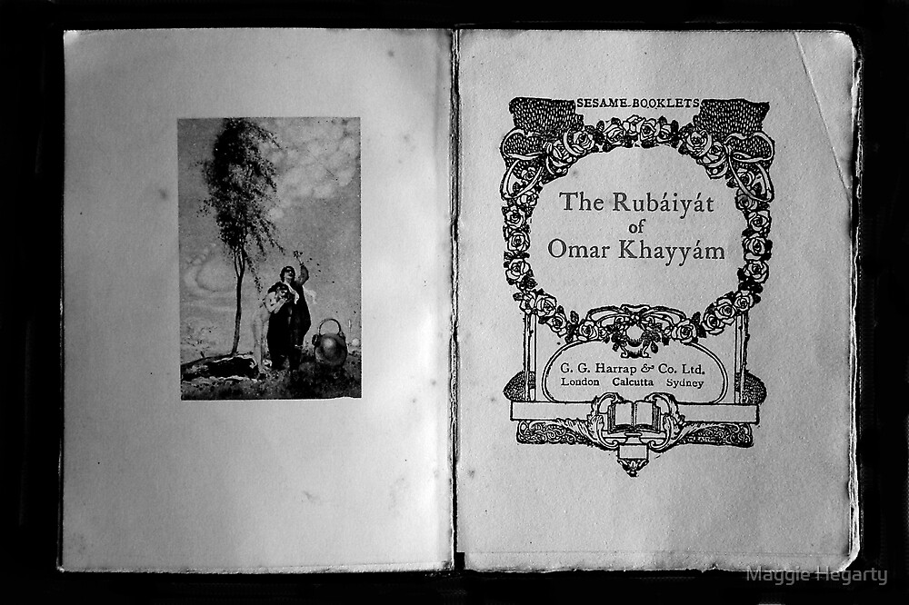 The Rubaiyat of Omar Khayyam  by Maggie Hegarty