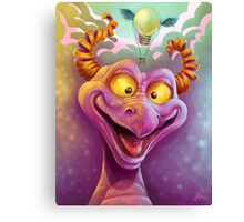 Figment - Head in the Clouds Canvas Print