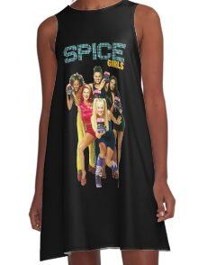 spice girl A-Line Dress