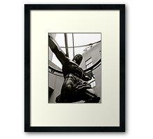 Strength Within Framed Print