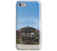 Plaza del Castillo - Pamplona iPhone Case/Skin