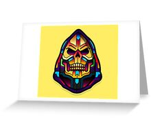 Skeletor HeMan Universe Greeting Card