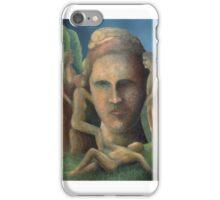 Einflüsterung iPhone Case/Skin