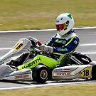 Wingham Go karts 08 by kevin chippindall