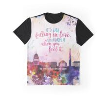 The Lovely Reckless - Falling in Love Graphic T-Shirt