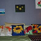My New Pillows by Anne Gitto
