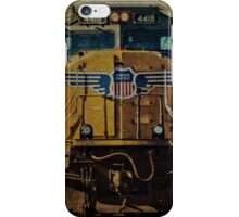 A Train to Chicago iPhone Case/Skin