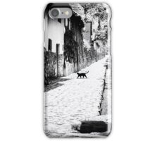 Black Cat iPhone Case/Skin