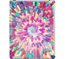 Bunte explodierende Blöcke iPad Case/Skin