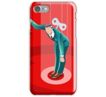 Election Politics System Infographic iPhone Case/Skin