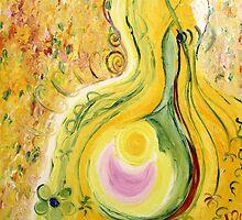 Yellow Door | Porte Jaune by MarJoLi
