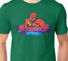 Streets of Rage - Skate Unisex T-Shirt