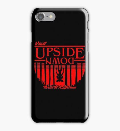Visit Upside Down iPhone Case/Skin