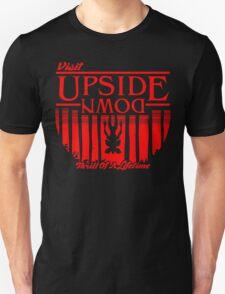 Visit Upside Down Unisex T-Shirt