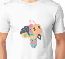 Tribal feather pattern 009 Unisex T-Shirt