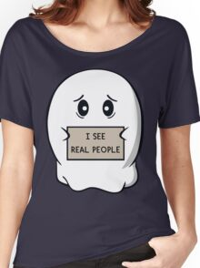 I See Real People Women's Relaxed Fit T-Shirt