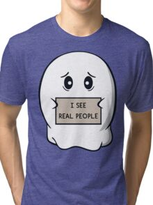 I See Real People Tri-blend T-Shirt