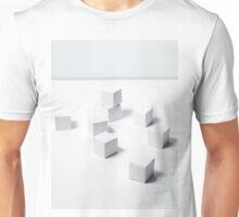 Paper Cubed... Unisex T-Shirt